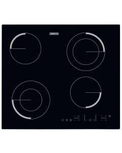Zanussi Built In Hob Electric, 59 cm - ZEV6642FBV