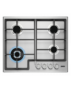 Zanussi - Built In Gas Hob, 60 cm, ZGH66424XS