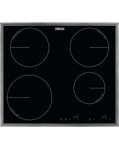 Zanussi - Built In Electric Hob, Induction, 60 cm, ZIT6460XB