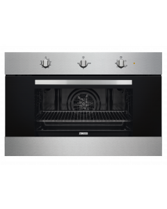 Zanussi - Built In Multifunctional Gas Oven, 90 cm, ZOG9990X