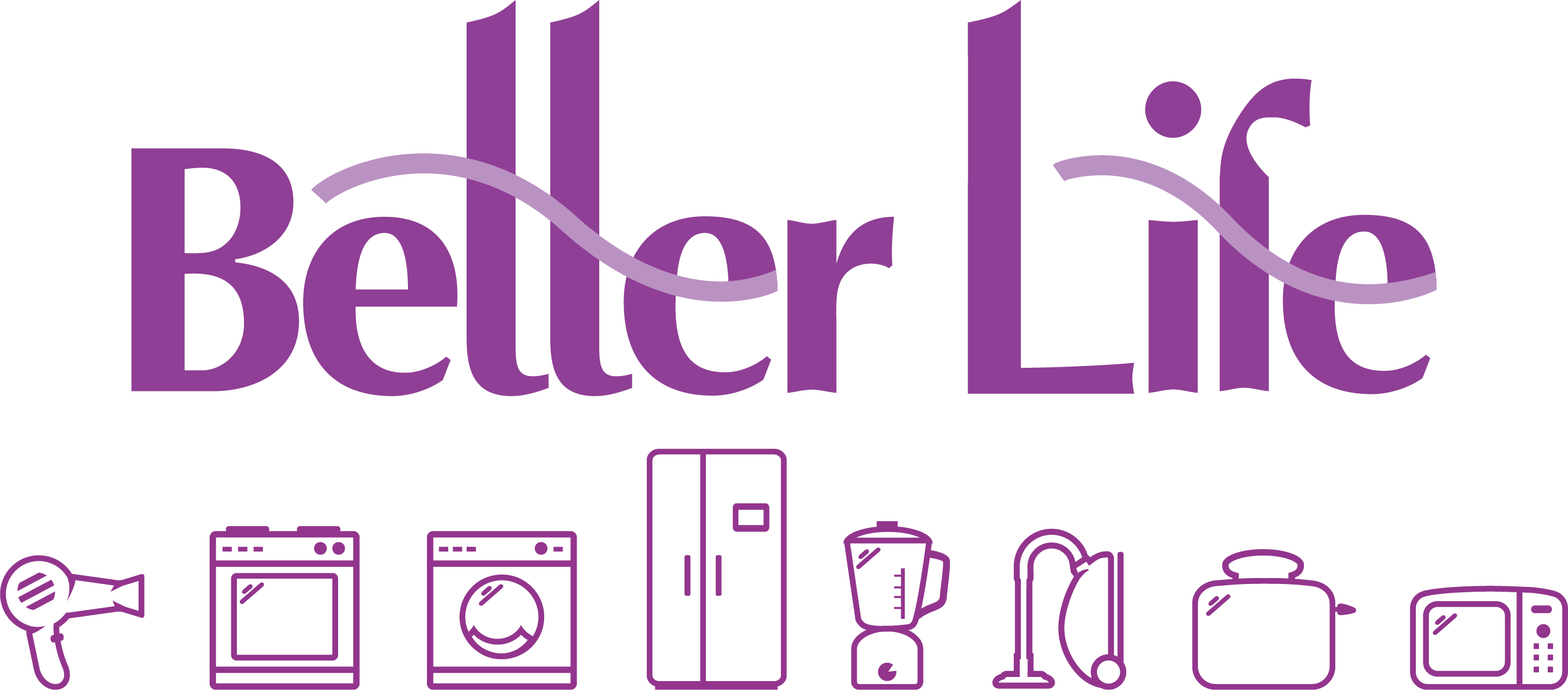 Better Life home and kitchen appliances in the UAE