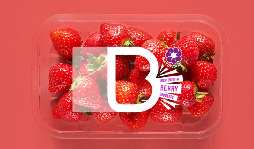 Berry World Strawberry Pack background
