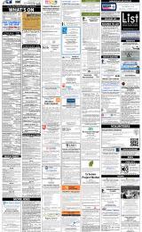 Daily Info printed sheet Fri 7/3 2014