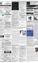 Daily Info printed sheet Thu 17/1 2008