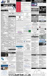 Daily Info printed sheet Fri 7/2 2014