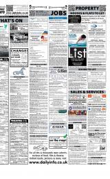 Daily Info printed sheet Thu 16/2 2012