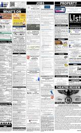 Daily Info printed sheet Tue 21/1 2014