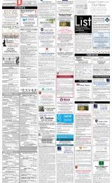 Daily Info printed sheet Fri 22/2 2019