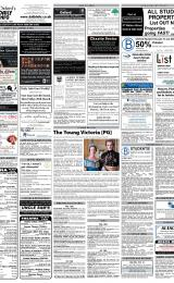 Daily Info printed sheet Thu 12/3 2009