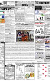 Daily Info printed sheet Tue 8/2 2011