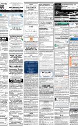 Daily Info printed sheet Sat 1/3 2008