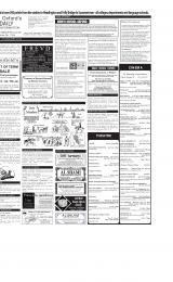 Daily Info printed sheet Fri 11/1 2002