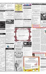 Daily Info printed sheet Fri 8/2 2002