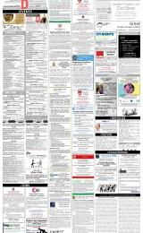 Daily Info printed sheet Tue 27/2 2018