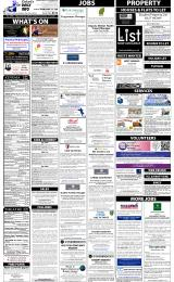 Daily Info printed sheet Tue 20/1 2015