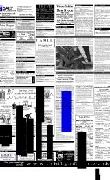 Daily Info printed sheet Fri 9/2 2001