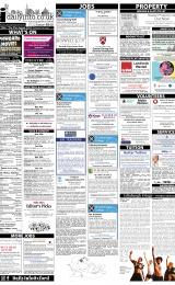 Daily Info printed sheet Tue 29/8 2017