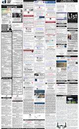 Daily Info printed sheet Fri 3/3 2017
