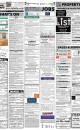Daily Info printed sheet Thu 1/3 2012