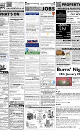Daily Info printed sheet Tue 24/1 2012