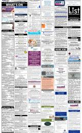 Daily Info printed sheet Fri 17/1 2014