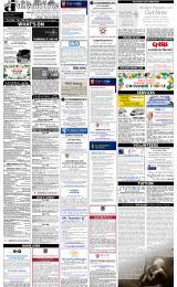Daily Info printed sheet Tue 16/5 2017