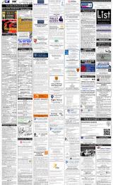 Daily Info printed sheet Fri 14/3 2014