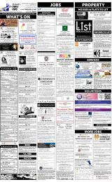 Daily Info printed sheet Tue 13/1 2015