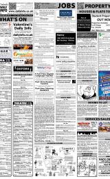 Daily Info printed sheet Sat 4/2 2012