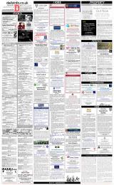 Daily Info printed sheet Fri 2/2 2018