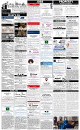 Daily Info printed sheet Tue 2/5 2017