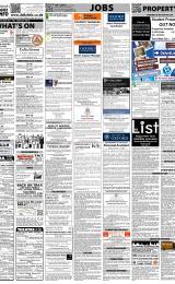 Daily Info printed sheet Fri 6/1 2012