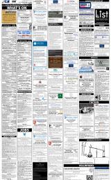 Daily Info printed sheet Fri 21/3 2014