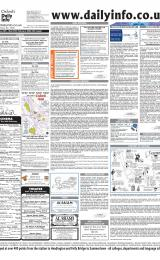 Daily Info printed sheet Tue 24/2 2004