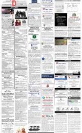 Daily Info printed sheet Fri 16/2 2018
