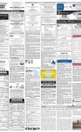 Daily Info printed sheet Thu 2/3 2006