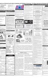 Daily Info printed sheet Thu 31/1 2002