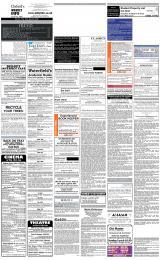 Daily Info printed sheet Fri 4/1 2008