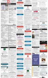 Daily Info printed sheet Tue 15/1 2019