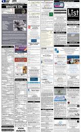 Daily Info printed sheet Fri 31/1 2014