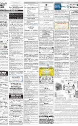 Daily Info printed sheet Tue 21/2 2006