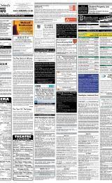 Daily Info printed sheet Thu 21/2 2008