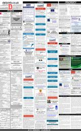 Daily Info printed sheet Fri 8/2 2019