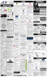 Daily Info printed sheet Fri 30/1 2015