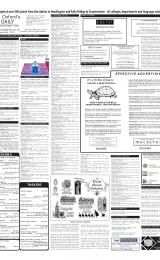 Daily Info printed sheet Tue 29/1 2002