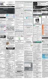Daily Info printed sheet Sat 2/2 2008