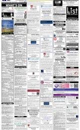 Daily Info printed sheet Fri 6/3 2015