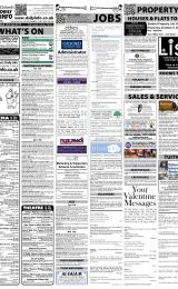 Daily Info printed sheet Tue 14/2 2012