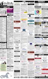 Daily Info printed sheet Fri 25/8 2017