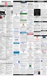 Daily Info printed sheet Fri 23/2 2018